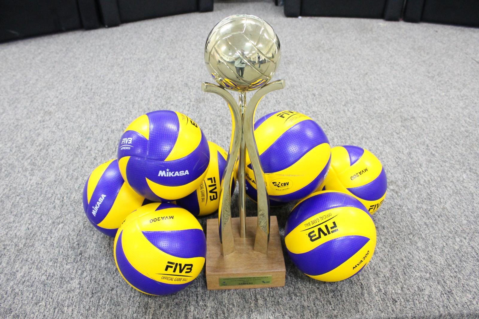 Dois torneios da sub-19 masculina acontecem em Saquarema a partir desta terça-feira