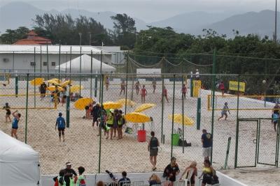 Dupla carioca Ricardo e Celgope estreia com vitória no 59+