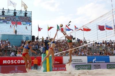Duplas brasileiras disputam em Moscou mais uma etapa da corrida olímpica