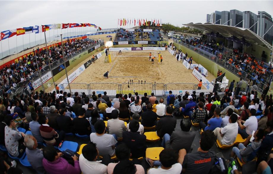 Duplas brasileiras disputam etapa de Xiamen em busca de pontos na corrida olímpica