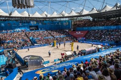 Duplas brasileiras do vôlei de praia conhecem adversários da fase de grupos