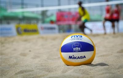 Duplas brasileiras do vôlei de praia disputam torneio na Tailândia