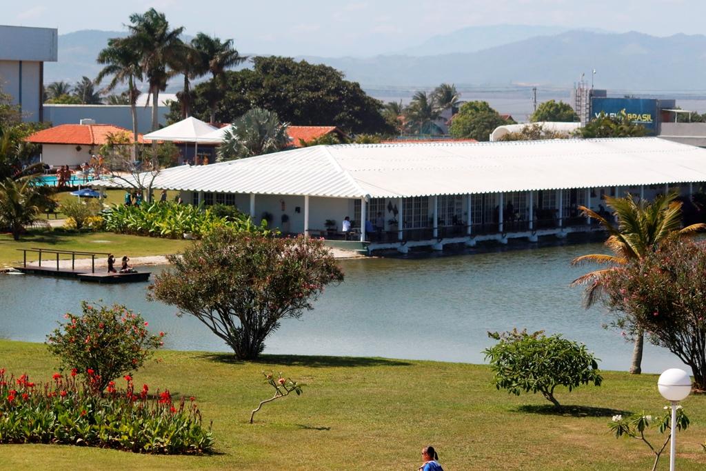 Duplas utilizam estrutura do CDV visando bom 2019 e etapa de São Luís (MA)