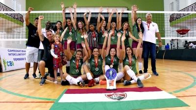 Em casa, Fluminense conquista o título pela segunda vez