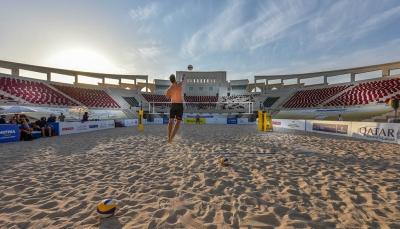 Etapa de Doha, primeira da corrida olímpica brasileira, começa nesta semana