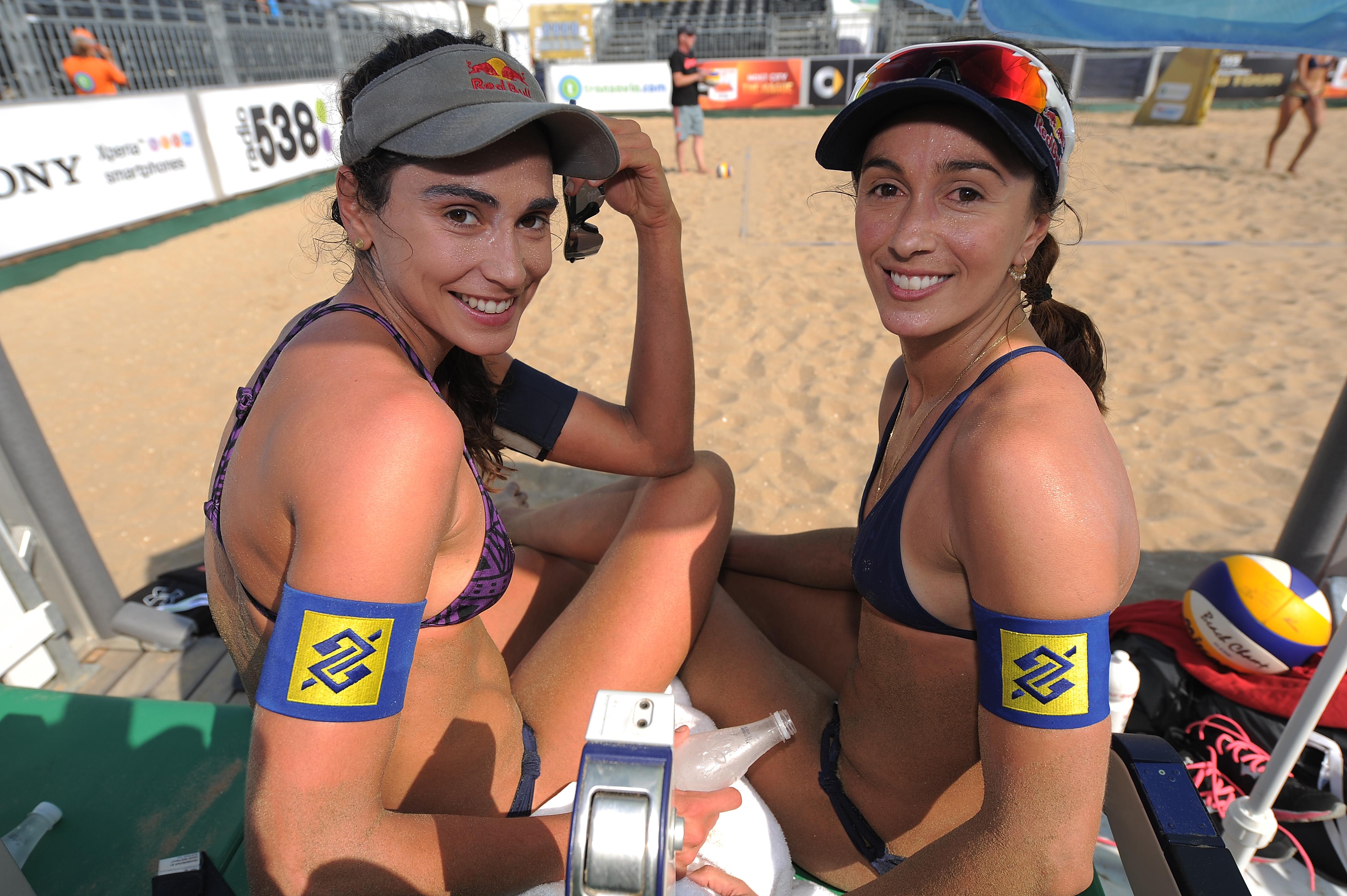 Etapa de Ribeirão Preto terá irmãs Maria Clara e Carol juntas após quatro anos