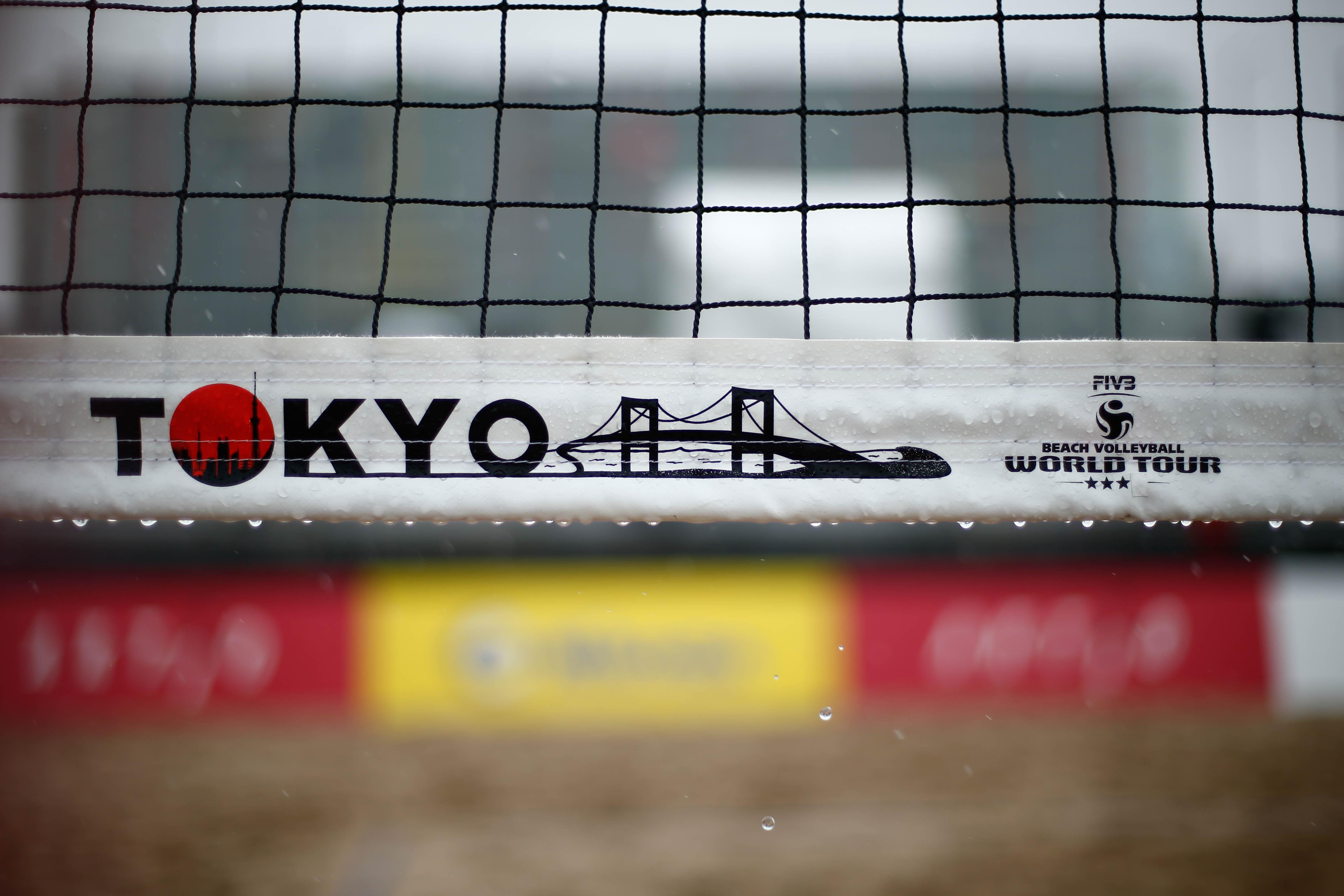 Evento-teste do vôlei de praia em Tóquio é o próximo desafio dos times brasileiros