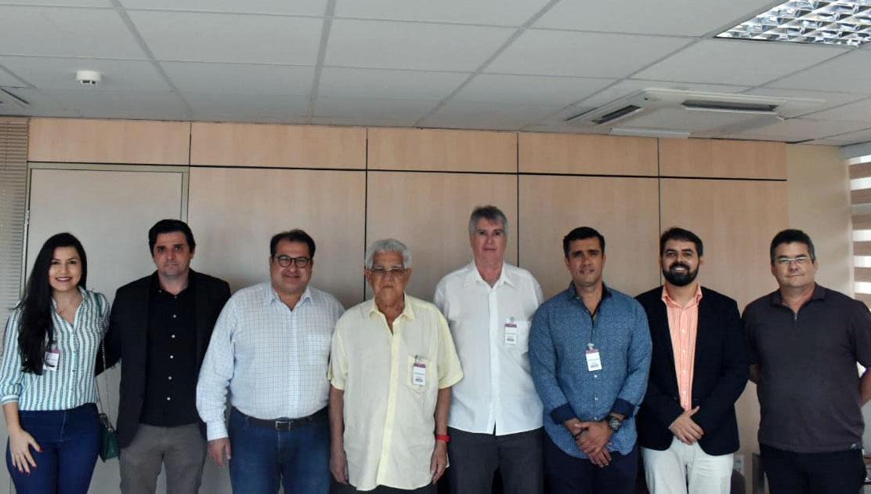 Federação alagoana busca parceria com Uneal e Secretaria de Esporte de Alagoas