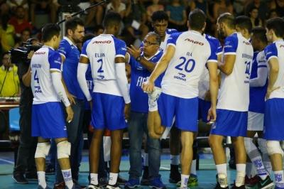 Fiat/Minas duela com o São Judas Voleibol nesta terça-feira