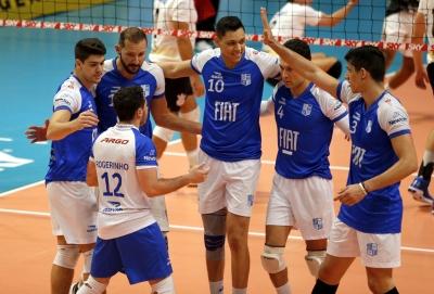 Fiat/Minas e Sada Cruzeiro estreiam nesta terça-feira
