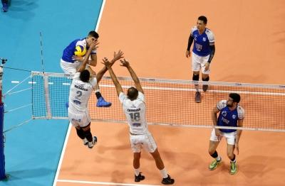 Fiat/Minas e Sada Cruzeiro vencem na estreia