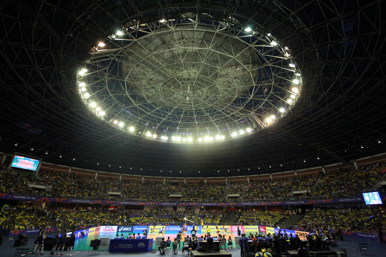 FIVB divulga documento com os grupos da Liga das Nações 2020