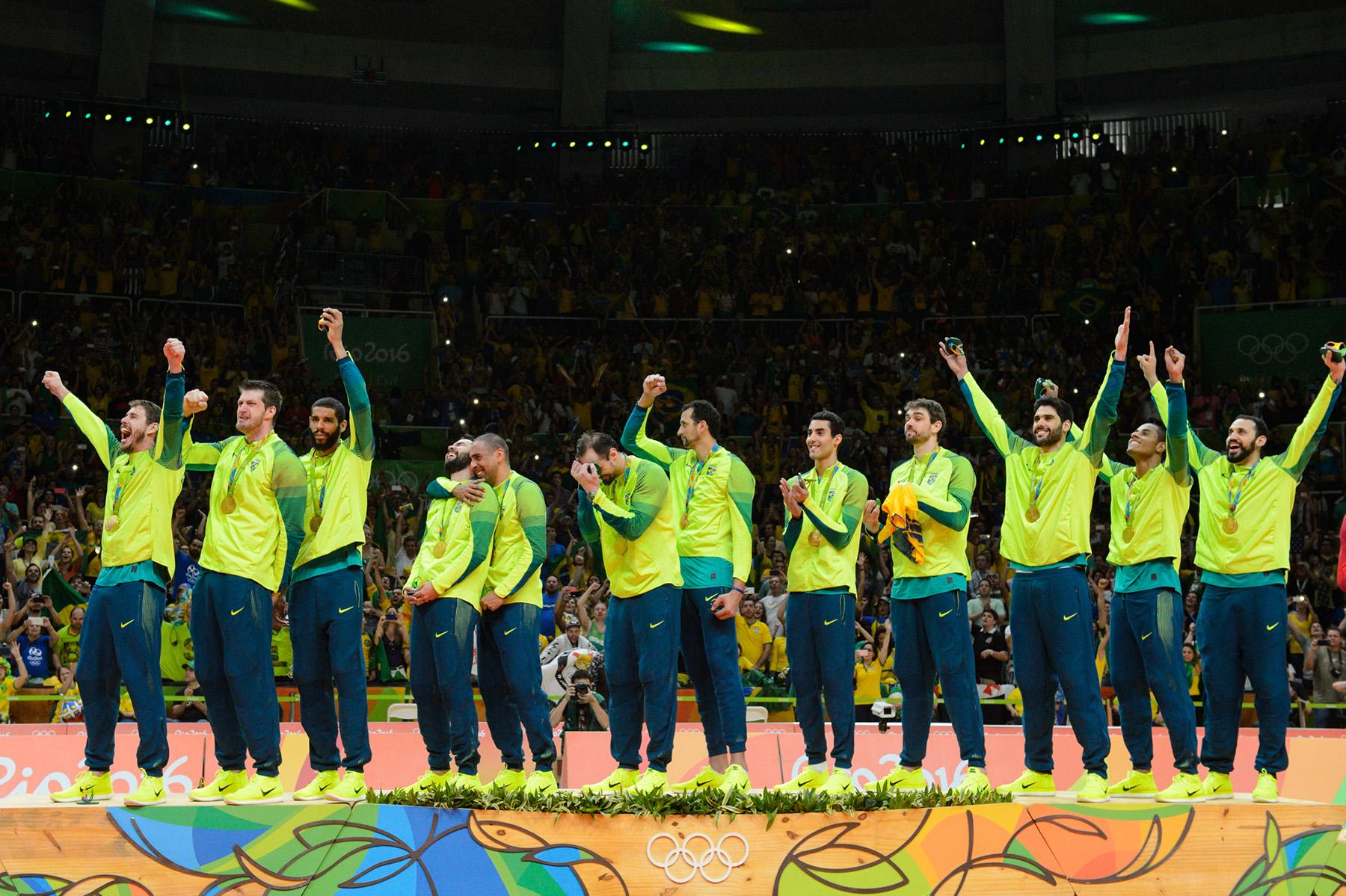 FIVB divulga grupos dos Pré-Olímpicos para 2020