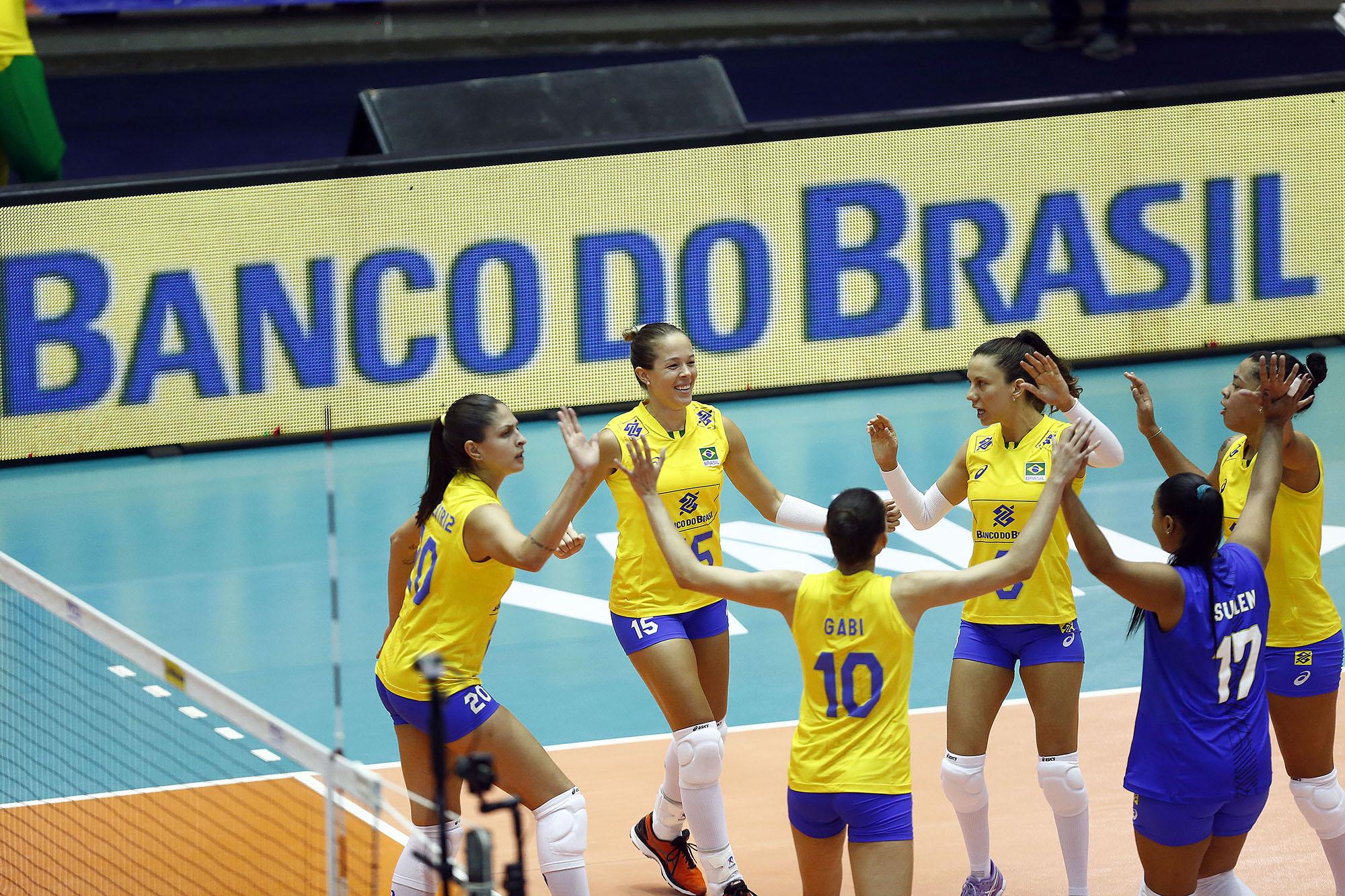 FIVB divulga sedes dos torneios pré-olímpicos