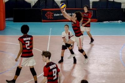 Flamengo e Minas Tênis Clube disputam a final