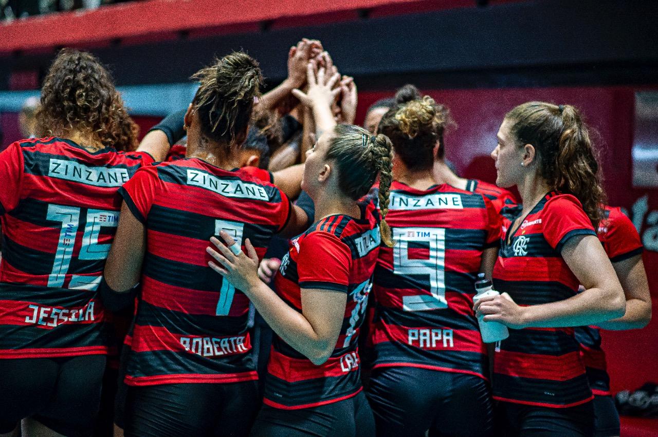 Flamengo e Sesc RJ fazem reedição da final do Carioca