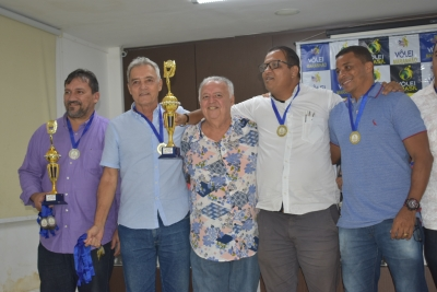 FMV premia equipes vencedoras do Maranhense de Voleibol
