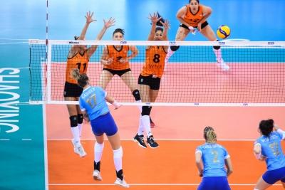 Itambé/Minas acaba superado por equipe turca no Mundial de Clubes