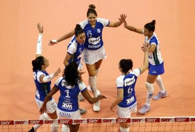 Itambé/Minas e Dentil/Praia Clube fazem primeiro jogo da final neste domingo