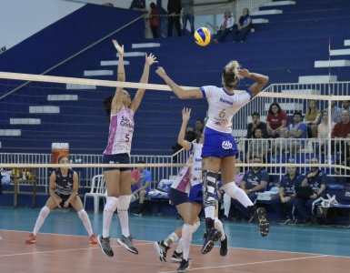 Itambé/Minas garante terceira vitória no campeonato