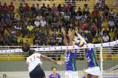 Itambé/Minas vence São Paulo/Barueri e mantém a invencibilidade