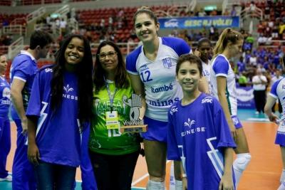 Itambé/Minas vence Sesc RJ no tie-break