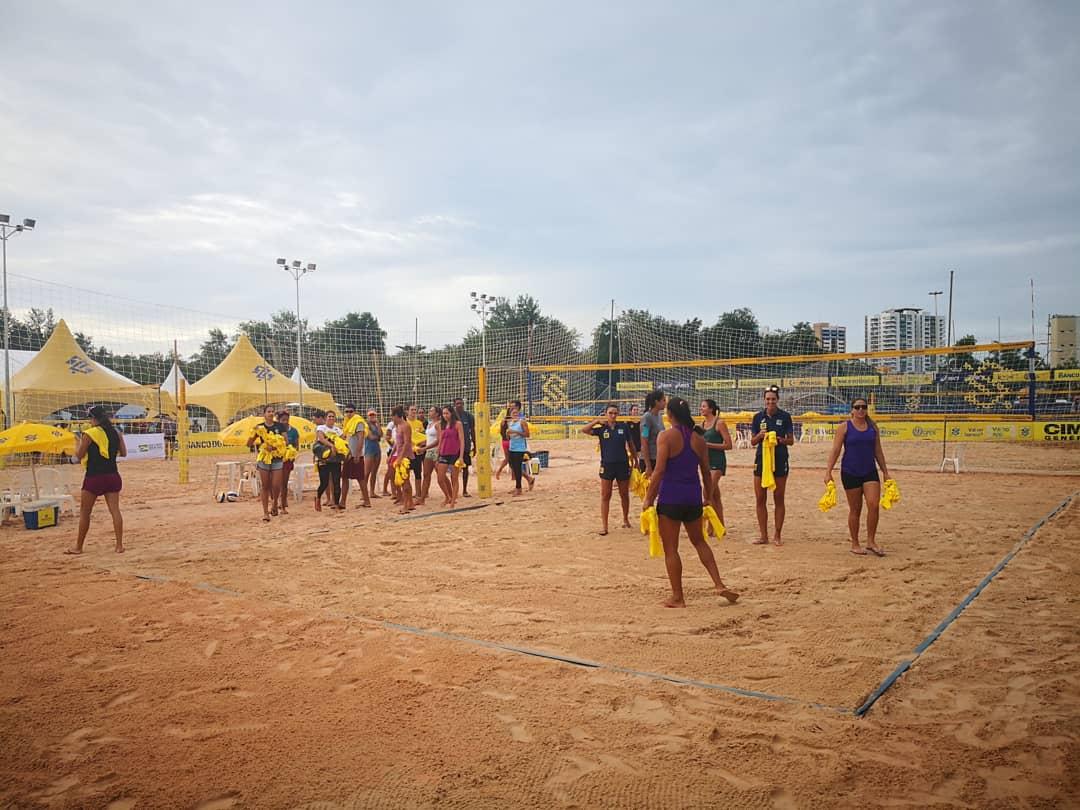 Jogos deste sábado pela etapa de São Luís (MA) são adiados