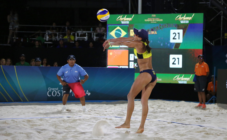 Lesão deixa Talita e Taiana fora da disputa do bronze no México