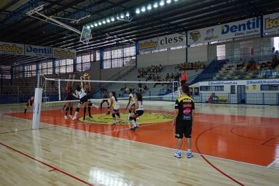Mackenzie e Fluminense lideram a competição depois de quatro rodadas
