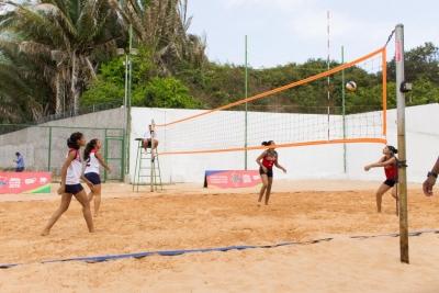 Maranhense de Vôlei de Praia acontece neste domingo