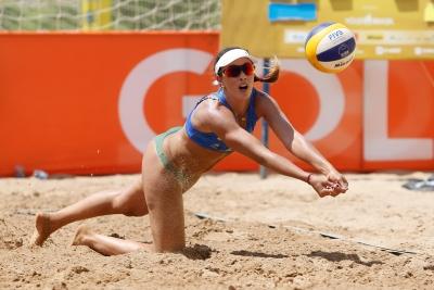 Maria Clara retorna com vitória e estreantes também avançam em Cuiabá