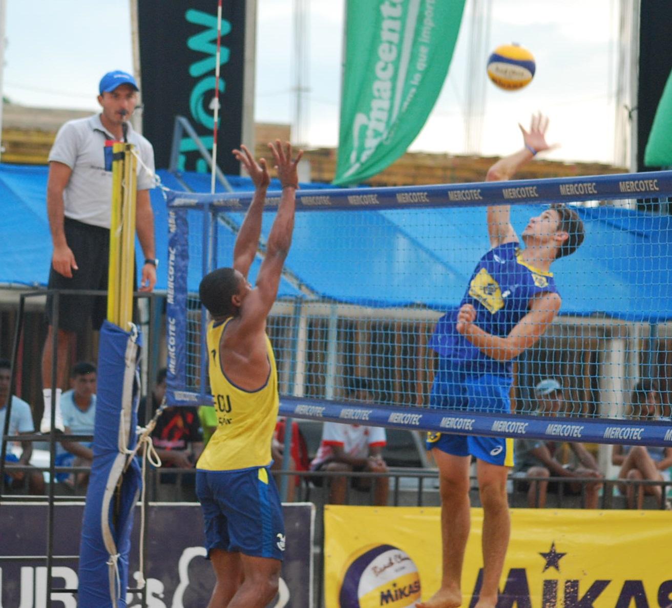 Meninos do Brasil avançam para a semifinal