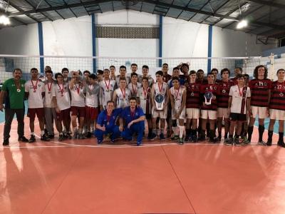 Minas Tênis Clube consegue título inédito no Rio de Janeiro