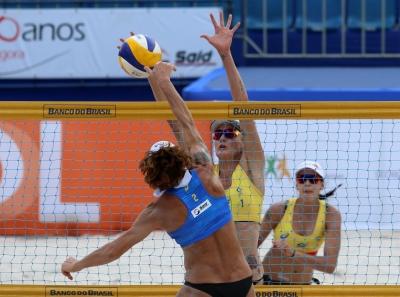 Oitavas de final do torneio feminino são definidas em Ribeirão Preto