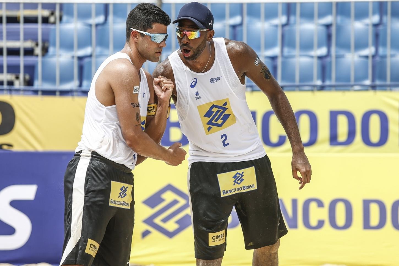 Oitavas de final terão duelo entre campeões olímpico e mundial em São Luís
