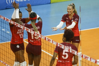 Osasco-Audax e Sesc RJ se enfrentam em grande clássico do voleibol feminino