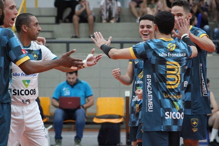 Pacaembu/Ribeirão Preto recebe Sada Cruzeiro pela rodada de abertura