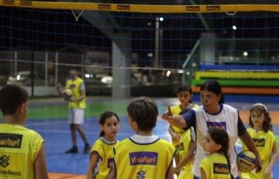 Parceria entre CBV e Banco do Brasil promove inauguração de mais um núcleo