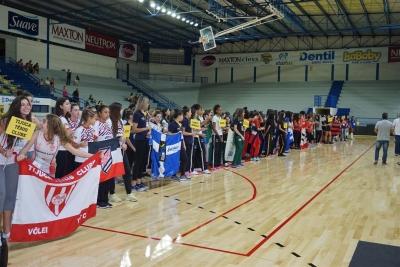 Primeiro dia de competição tem 12 jogos realizados em Uberlândia
