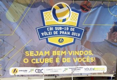 Primeiro dia define oitavas de final do feminino em Fortaleza (CE)