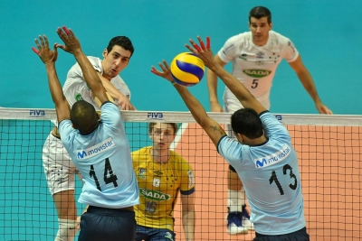 Representantes brasileiros vencem na segunda rodada