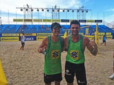 Revanche de Mundial Sub-23 e vaga austríaca marcam primeiro dia em Fortaleza
