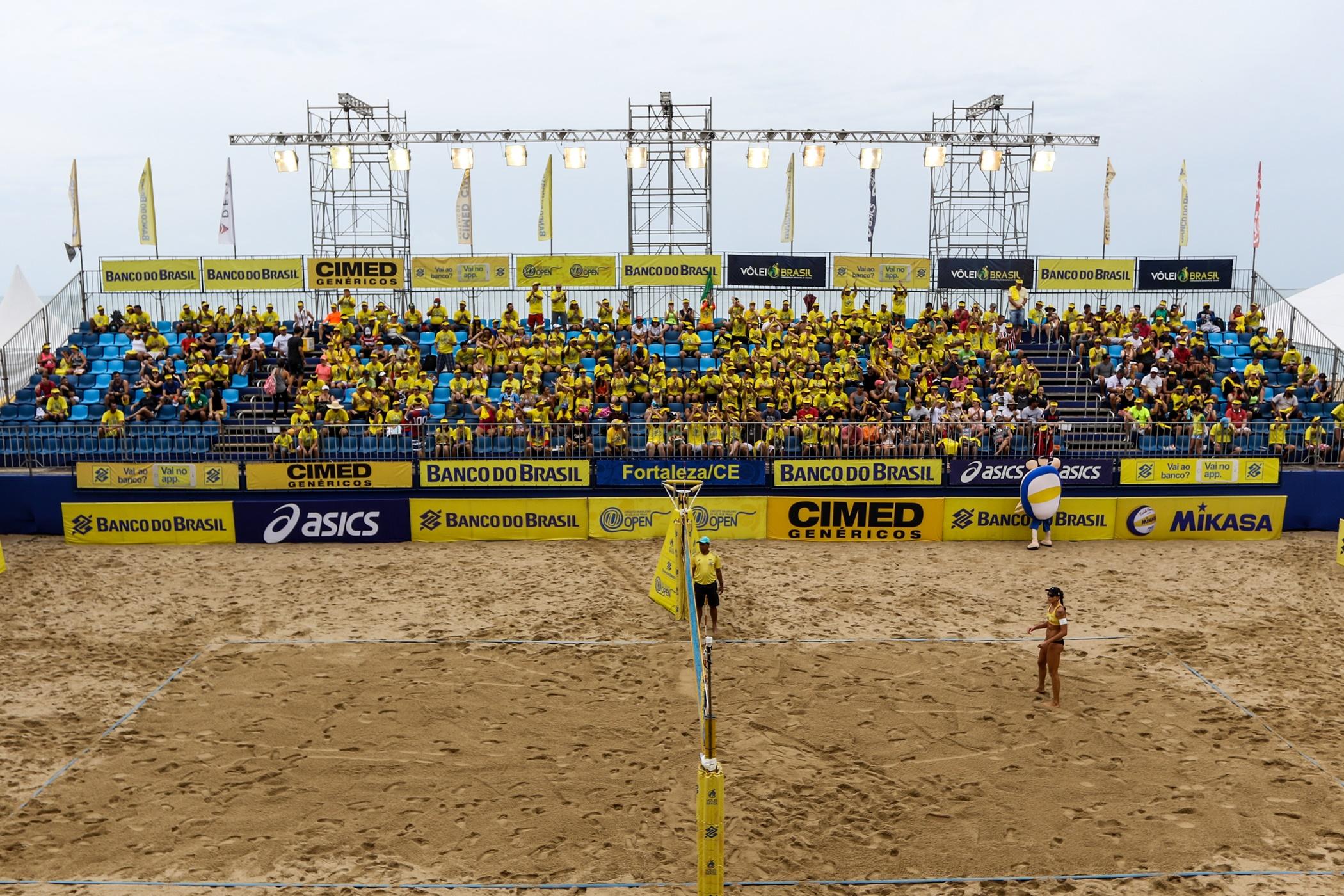 Ribeirão Preto volta ao calendário do maior torneio de vôlei de praia após 15 anos
