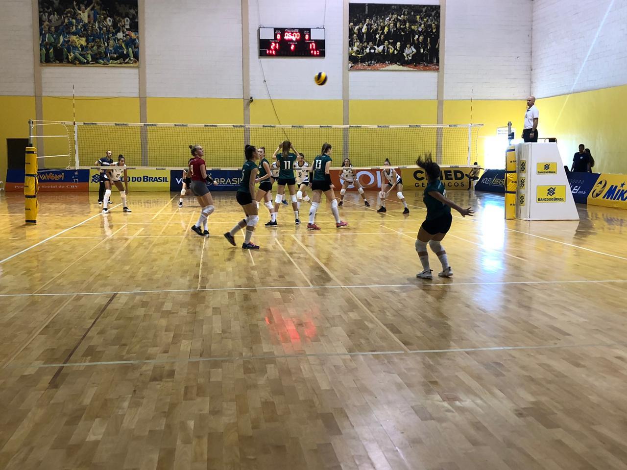 Rio de Janeiro lidera após duas rodadas