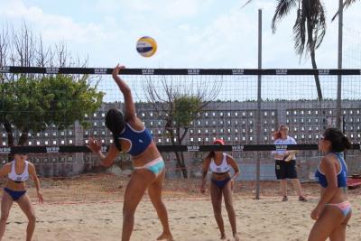 Rodada define quartas de final feminina e oitavas masculina em Fortaleza