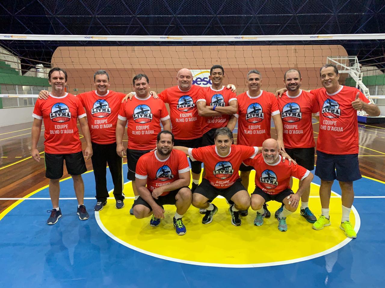 Rodada definiu as Semifinais do Master de Voleibol