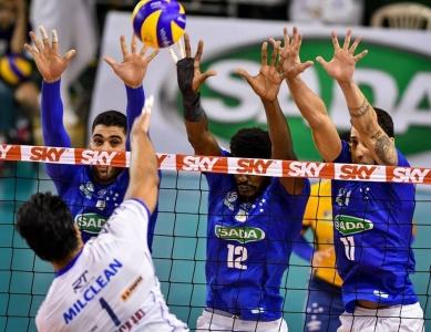 Sada Cruzeiro e EMS Taubaté/Funvic voltam a duelar em momento decisivo