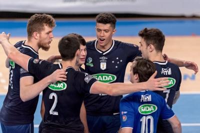 Sada Cruzeiro e Minas decidem o título da categoria pela terceira vez consecutiva