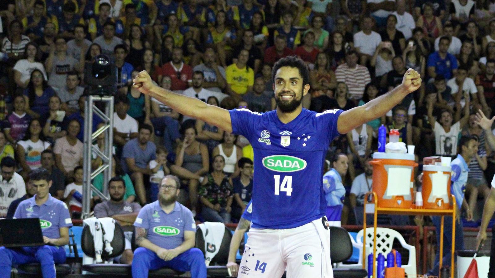 Sada Cruzeiro é o primeiro finalista