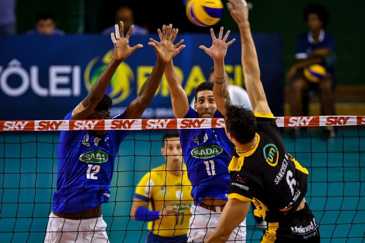 Sada Cruzeiro é o terceiro semifinalista da Copa Brasil